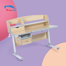 Kid Furniture Adjustable Kids Study Table ,Children Furniture Bedroom Desk Set