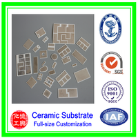 Alumina ceramic Direct Bonded Copper/DBC alumina ceramic substrate/metallized ceramic