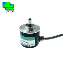 2500 pulses ABZ phase Diameter 38mm shaft 6mm incremental rotary encoder instead of E6B2-CWZ6C