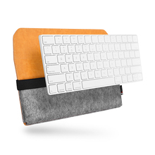 PU Leather Protective Sleeve case for Apple Magic Keyboard MLA22LL/A