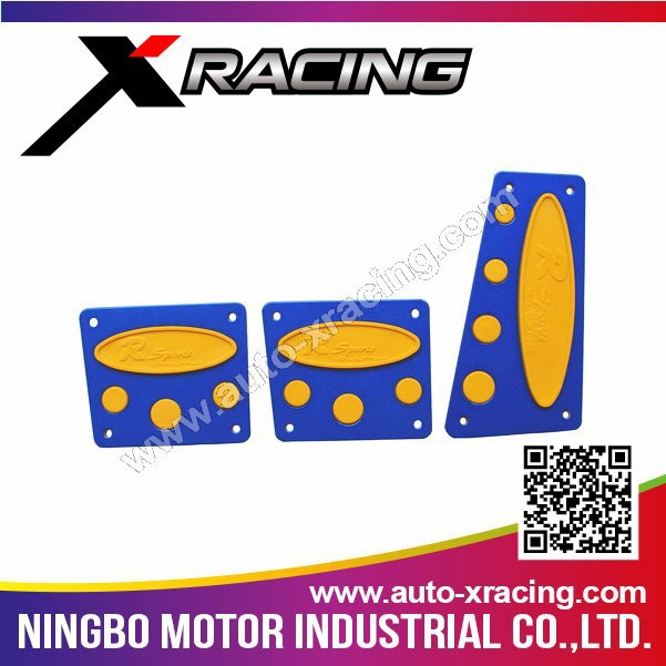 Xracing-NMXP-274 auto gas pedal,universal car pedal,rear brake pedal pad