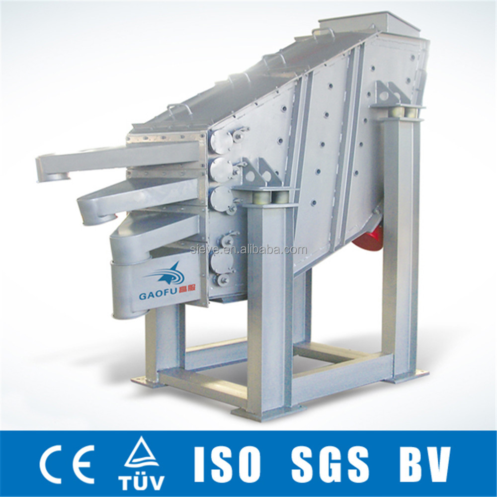 Widely Used More Decks Vibrating Shaker Machine