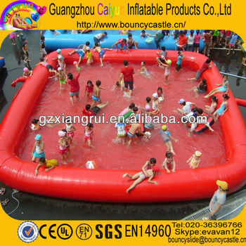 2016 Hot selling inflatable pools,inflatable water swimming pool