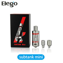 New Kanger Subtank mini cigar vaporizer ecigarette Elego wholesale in stock
