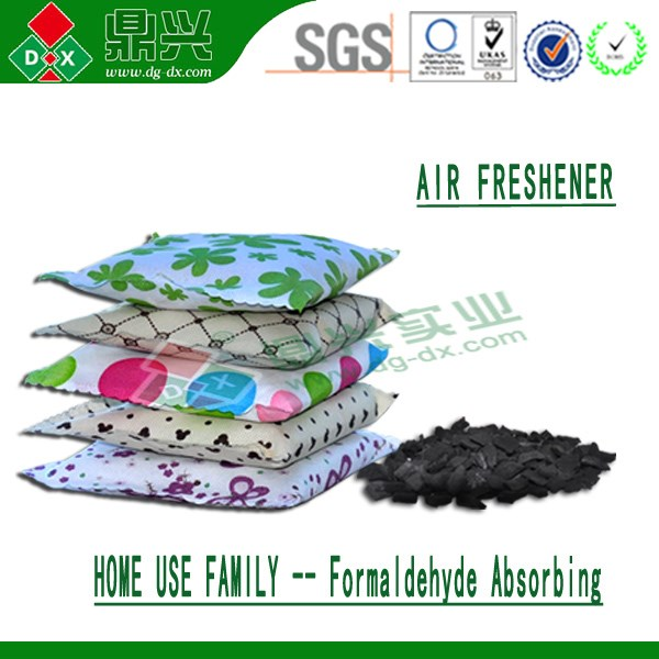 Dehumidifier bag with indicator