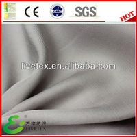 Twill imitated silk fabric for clothing made in india