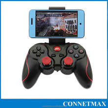 new S600 Wireless Bluetooth 3.0 Gamepad Gaming Controller for Android Smartphone Bluetooth Game Controller Joystick with stand