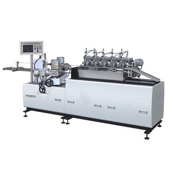 Full Automatic Drinking Paper Sstraw Making Machine from China Manufacturer
