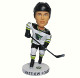7inch high polyresin hockey player bobble head for special promotions gift