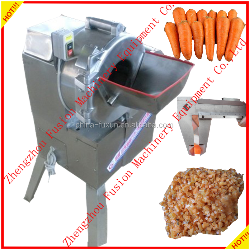 CE APPROVED stainless steel electric vegetable slicer dicer/fruit and vegetable dicer machine