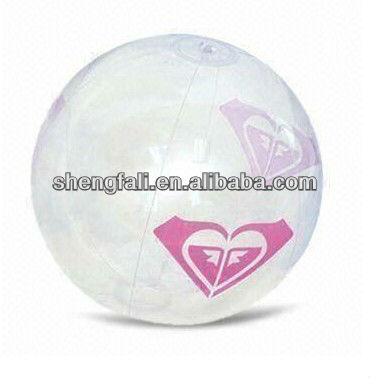 Cute pvc inflatable children water games ball