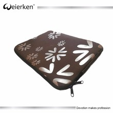 "14"" neoprene OEM laptop sleeve for tablets"