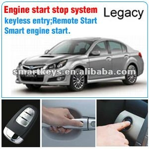 RFID Car Immobilizer Special For Subaru Legacy With Special Sockets, Easy On Installation