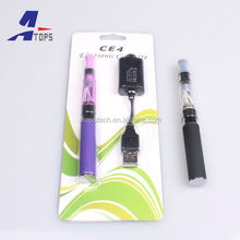 Good Quality b-1 Ce4 Starter Kit, 650/900/1100mah refillable rechargeable b-1 electronic cigarette