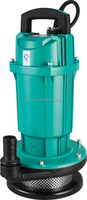 low noise 0.37kW submersible water fountain pump