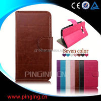 for Pantech A900 case, book style leather flip case for Pantech A900