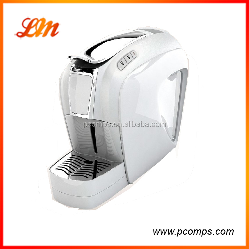 Electric Italian Automatic Coffee Maker With Milk Frother