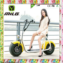 With Front and Rear Shock Suspension long range 60 - 80km electric mini bike for kids