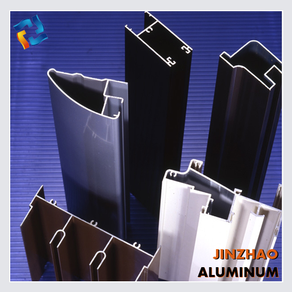 chinese gold supplier high quality aluminum profile 7075 with competitive price