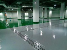 Bright and wearable impact resistance maydos factory warehouse floor coating
