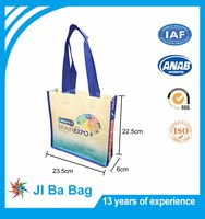 High Quality New Fashion Stand-up Laminated PP Non-woven Bags