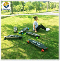 sky board electric skateboard wheel for sales,2017 new design with controller electronic skateboard S25
