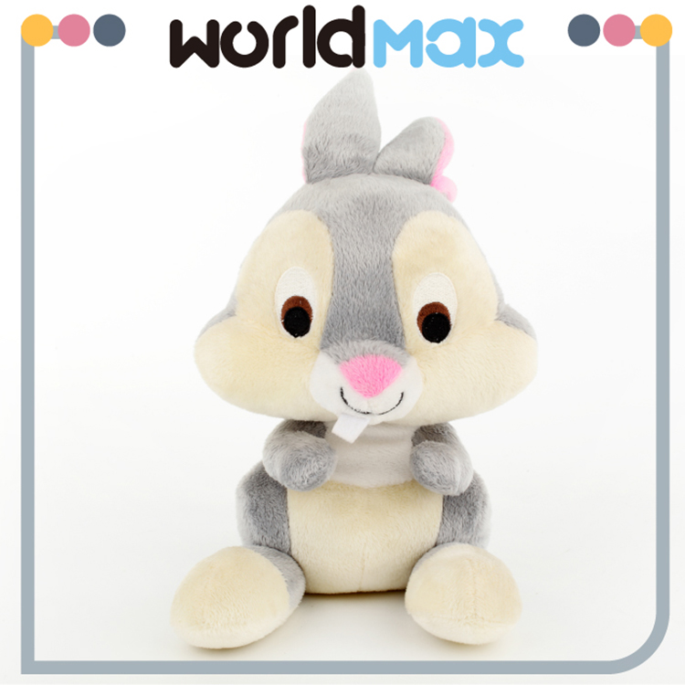 New Arrival Soft Cartoon Plush Toy Little Bunny For Baby