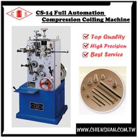 CS-143 Used Manual Compression Spring Machine Sale
