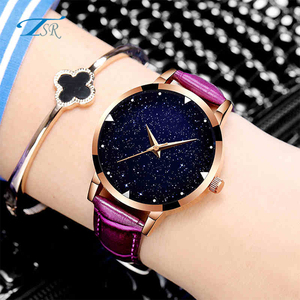 2018 Trendy Sexy Lady Watch With Luxury Strap and Box Timepieces For Women In Alibaba