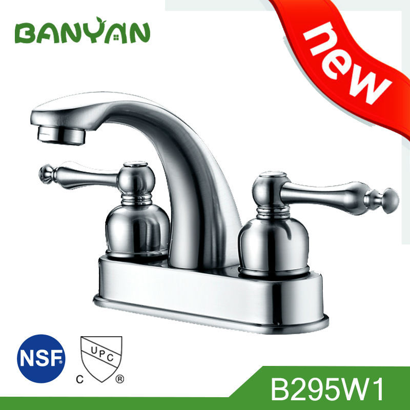Factory direct 4 minispread upc faucets made china buy for 4 minispread faucet