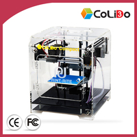 CoLiDo Compact 3D Printer, mini DIY 3D printer machine ,fashion design and easy use,new in china market of electronic