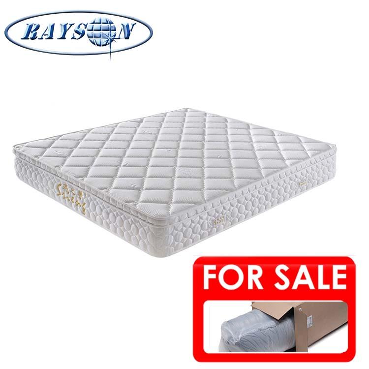 school and kindergarten pocket spring mattress queen size coconut mattress - Jozy Mattress | Jozy.net