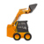 60HP Chinese bobcat attachments skid steer loader for sale