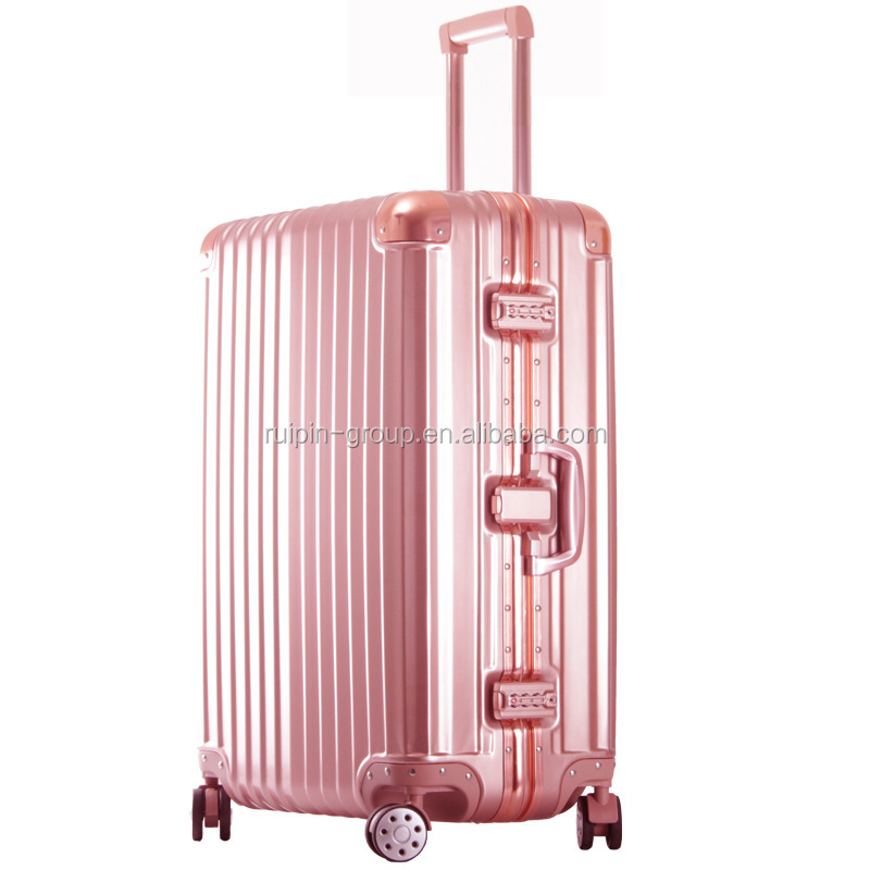 "20""24""28"" ultra lightweight trolley travel luggage"