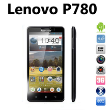 Original Lenovo P780 Smart Phone MTK6589 Quad Core 1.2GHz 1GB RAM 4GB ROM Dual 1280x720