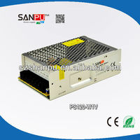SANPU factory outlets center sale single output 120W Led switching Power supply ,two way radio power supply