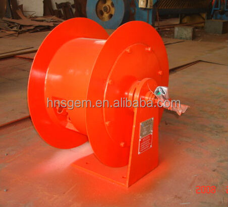 Mini Retractable Spring Cable Reel