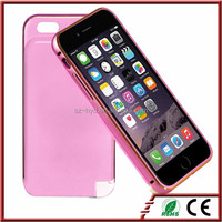 New Products Portable Mobile Power Bank 2600mah For Iphone 6 Case