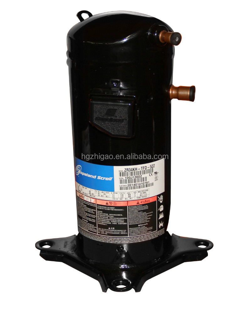 New Copeland Scroll Compressor for Air Conditioning ZB19KQE-TFD-558