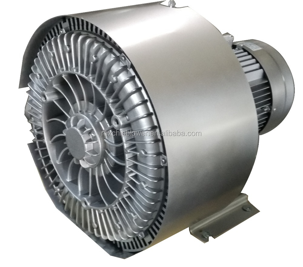plastic loader high pressure air blower