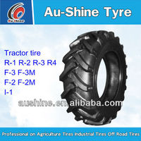 Au-Shine brand 13.6 16 tractor tire with warranty