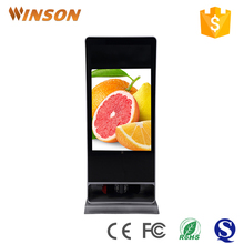 43 Inch Android Wifi Indoor Floor Stand Advertising Display Digital Signage Kiosk