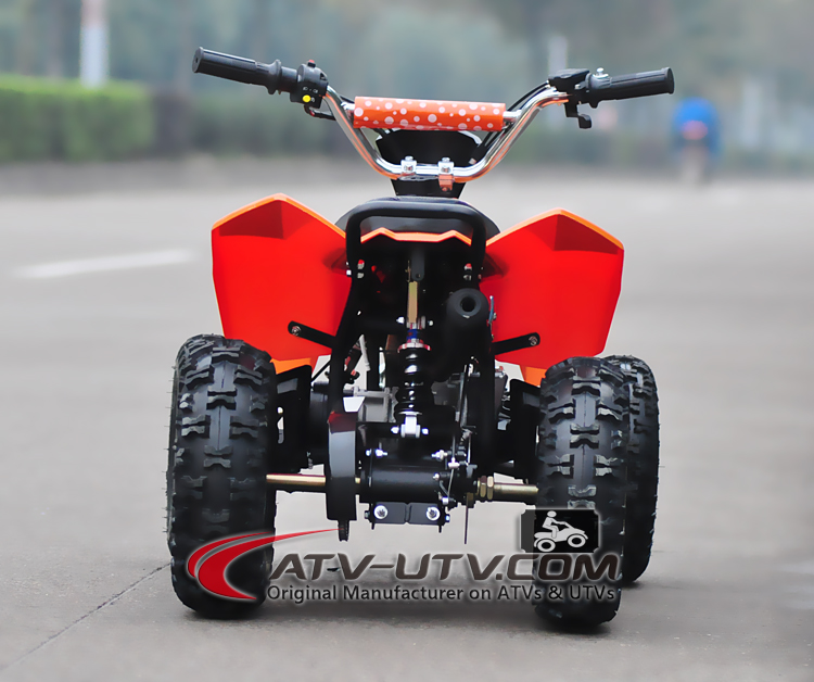 49cc four stroke hummer quad ATV with electric starter for kids 2016 New