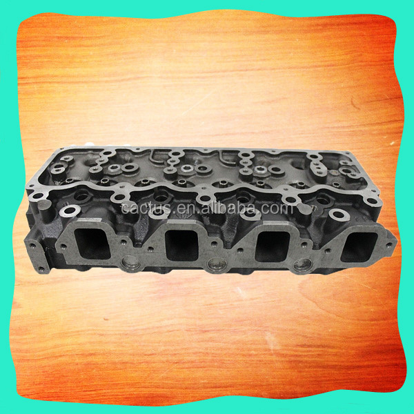 factory pricesuitable for Hitachi EX60-2 excavator, Hitachi engine cylinder head BD30
