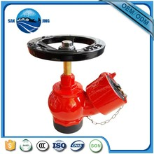 Wholesale indoor type usded fire hydrant/fire valve for sale