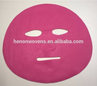 Spunlace Facial Mask Cosmetic Spunlace Nonwoven Fabric
