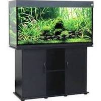 Penn Plax LLA9BL Delta Queen V 75 Gallon Rectangular Fish Tank