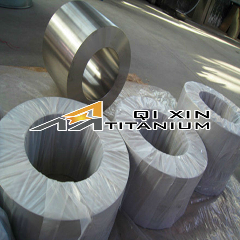 Titanium Forged Rolling Ring ASTM B381 by Various Dimension