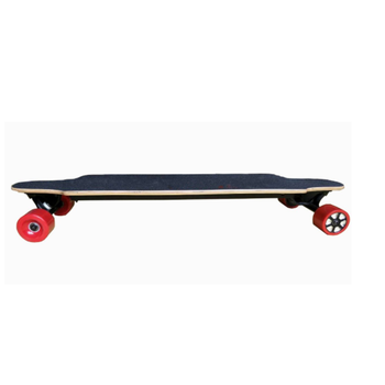 2018 new design cheap double hub brushless electric skateboard for adult