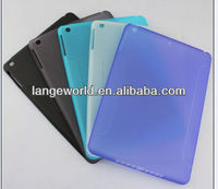 Latest model tablet soft case for ipad 5 accessories